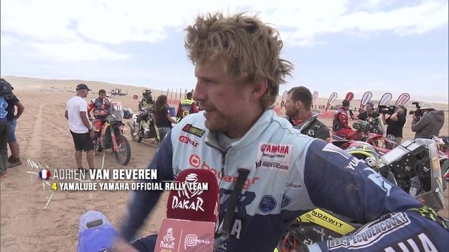 画像: Summary - Bike/Quad - Stage 5 (Moquegua / Arequipa) - Dakar 2019 www.youtube.com