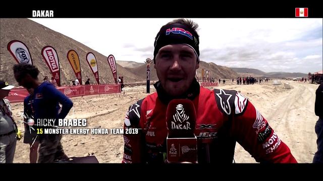 画像: Summary - Bike/Quad - Rest Day (Arequipa / Arequipa) - Dakar 2019 www.youtube.com