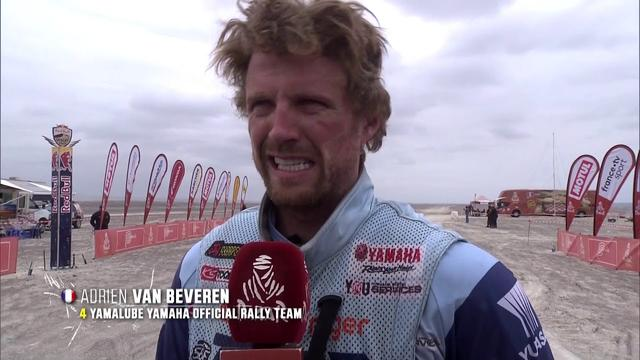 画像: Summary - Bike/Quad - Stage 8 (San Juan de Marcona / Pisco) - Dakar 2019 www.youtube.com