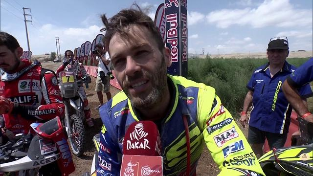 画像: Summary - Bike/Quad - Stage 9 (Pisco / Pisco) - Dakar 2019 www.youtube.com