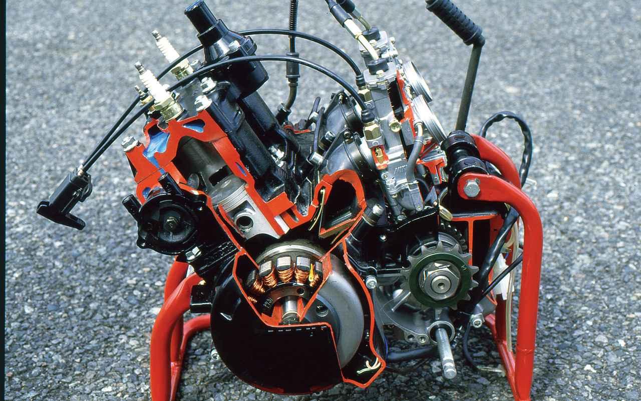 Images : 5番目の画像 - 「ハンドリングのヤマハを体現する2スト・レプリカ第二世代【YAMAHA TZR-250】」のアルバム - webオートバイ