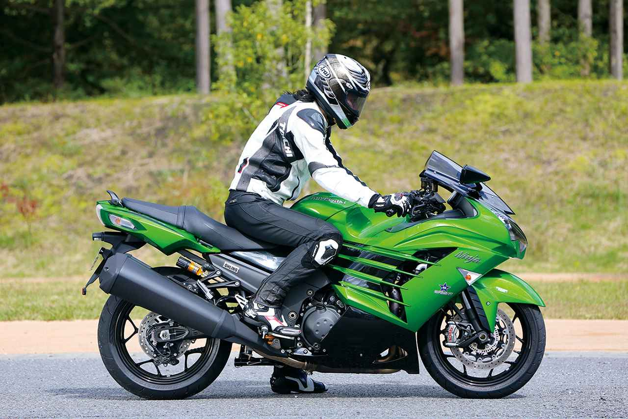 Images : RIDING POSITION