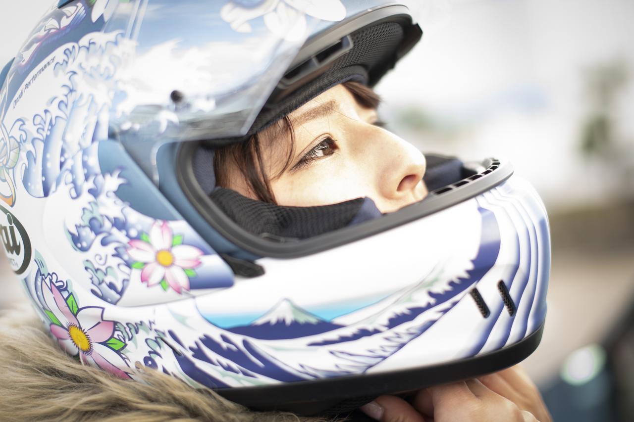 Images : 6番目の画像 - 「【連載】もっと上手くなりたい! 葉月美優のGSX250R RIDING DIARY(第5回:横須賀ショートツーリング)」のアルバム - webオートバイ