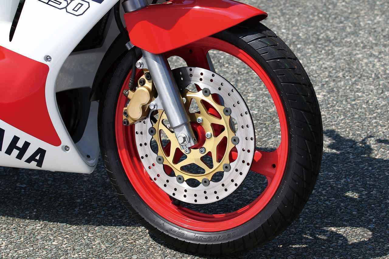 Images : 6番目の画像 - 「ハンドリングのヤマハを体現する2スト・レプリカ第二世代【YAMAHA TZR-250】」のアルバム - webオートバイ