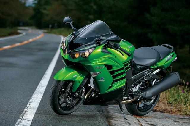 画像1: バイク界最強の適応力を持つ懐の深いフラッグシップ!