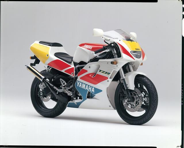 画像: TZR250RS (3XV) 1992年/4月