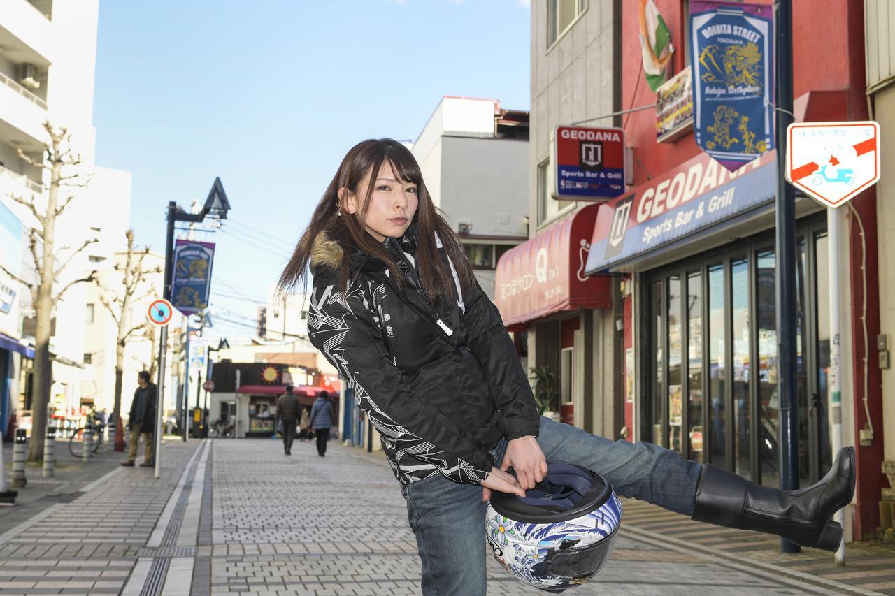 Images : 16番目の画像 - 「【連載】もっと上手くなりたい! 葉月美優のGSX250R RIDING DIARY(第5回:横須賀ショートツーリング)」のアルバム - webオートバイ