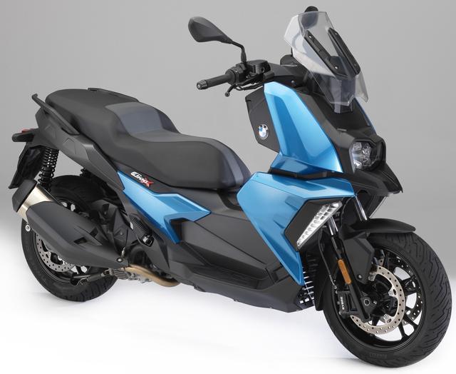 画像: BMW C 400 X/メーカー希望小売価格:85万1,000円(消費税8%込み)