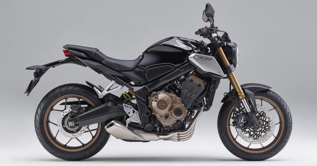 画像2: ミドルクラスネイキッド Honda「CB650R」3月15日(金)に発売開始!