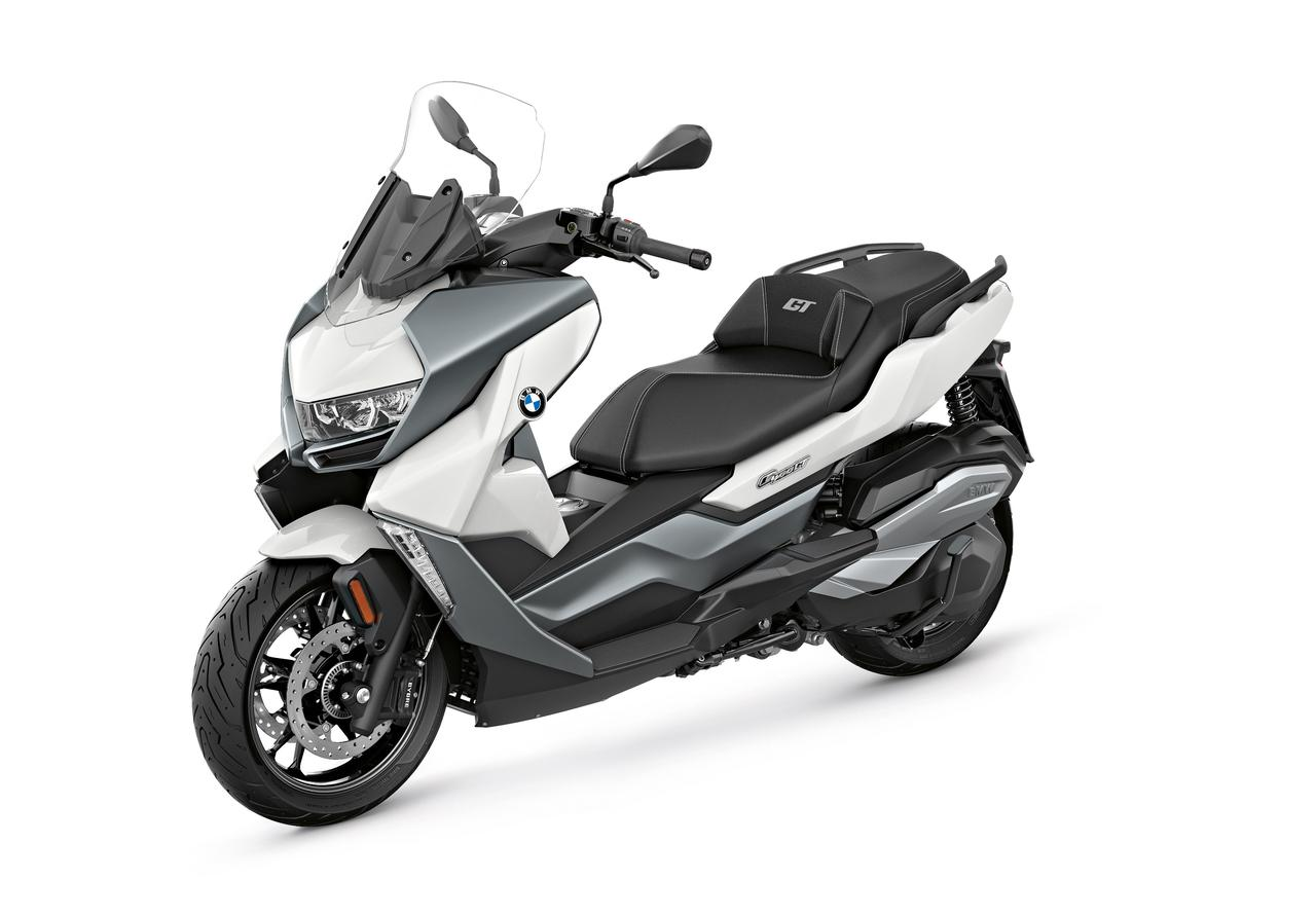 Images : 1番目の画像 - BMW C 400 GT - LAWRENCE - Motorcycle x Cars + α = Your Life.