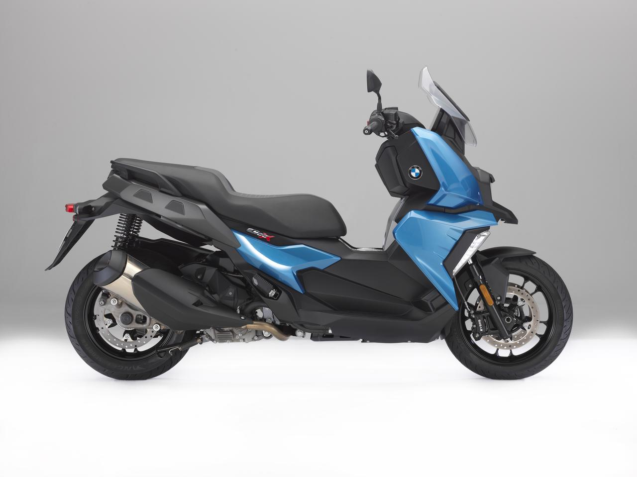 Images : 1番目の画像 - BMW C 400 X - LAWRENCE - Motorcycle x Cars + α = Your Life.