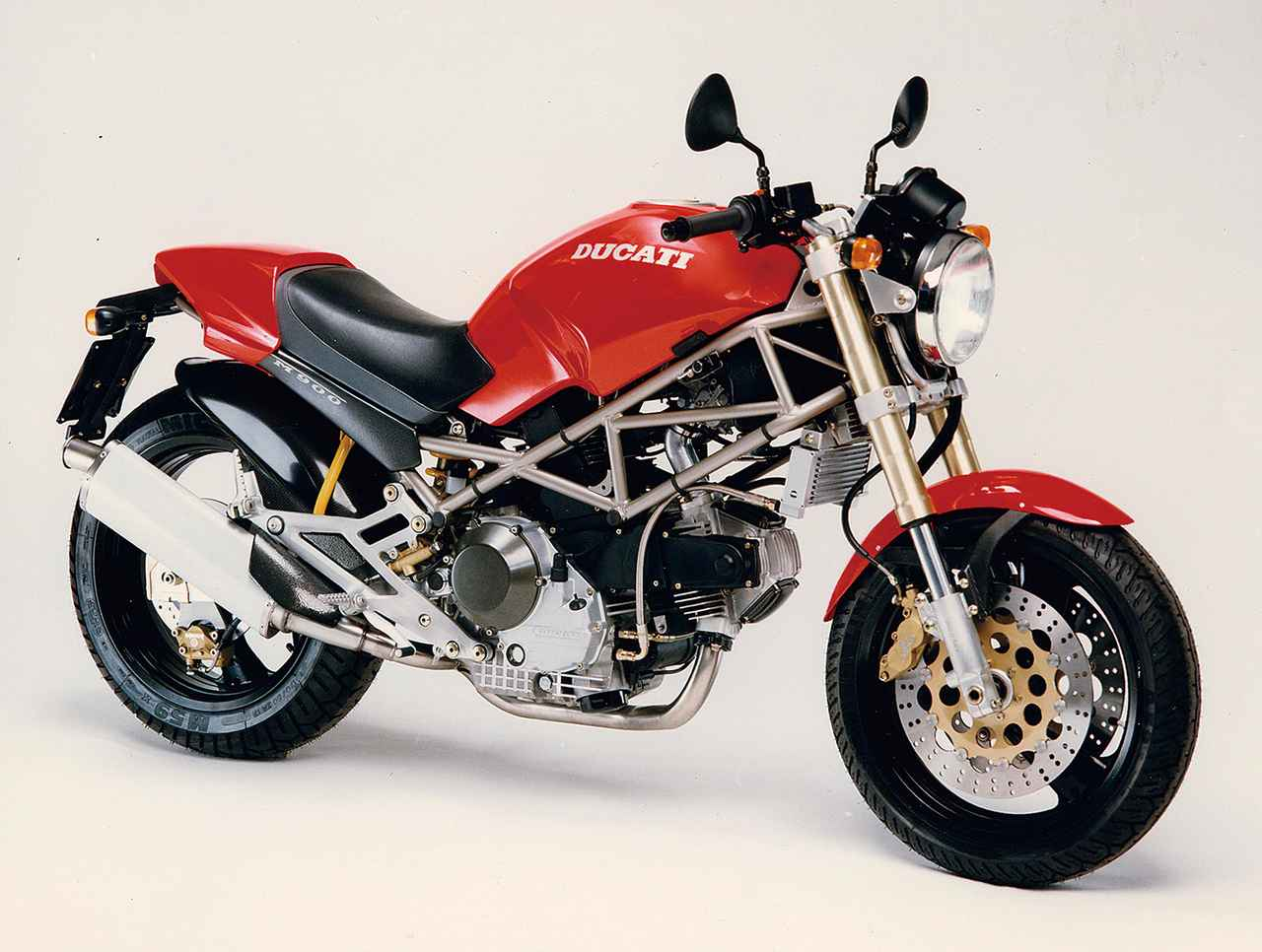 Images : DUCATI Monster 900(1993)