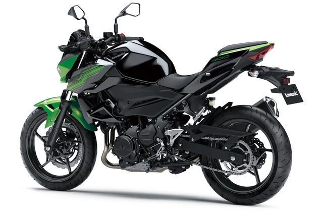 画像5: Z400の国内販売が決定! 数少ない400ネイキッドに新たな選択肢が誕生