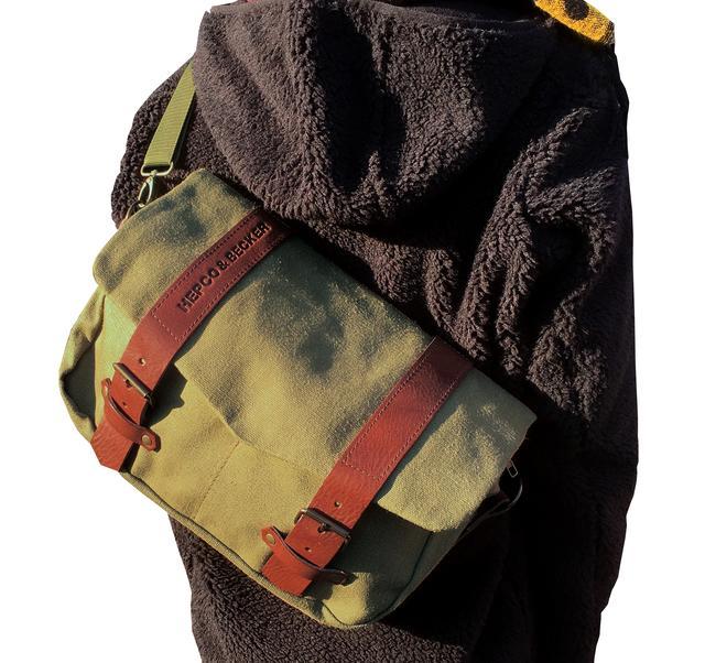 画像5: 付け外しは簡単! サイドバッグとしてもショルダーバッグとして使えます