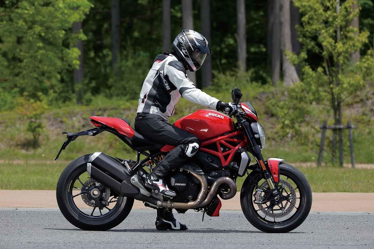 Images : 4番目の画像 - 「美を極めたイタリアン・モンスター【DUCATI Monster 1200/821】(2015年)」のアルバム - webオートバイ