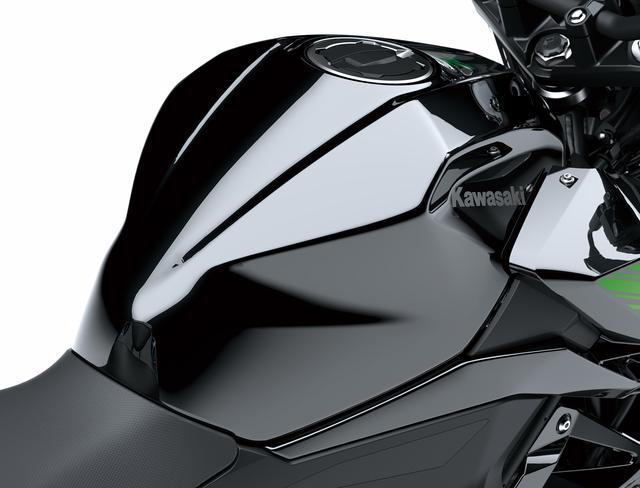 画像14: 待望のZ400はエンジン、フレームともに新設計!