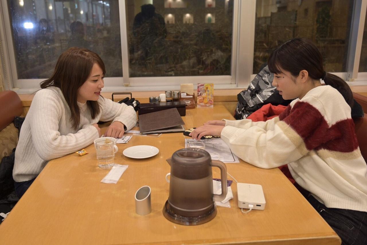 画像42: [ふたツー]2019年初ふたツー☆秩父ツーリング(梅本まどか 編)with 平嶋夏海