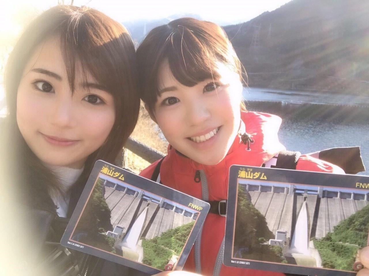 画像37: [ふたツー]2019年初ふたツー☆秩父ツーリング(梅本まどか 編)with 平嶋夏海