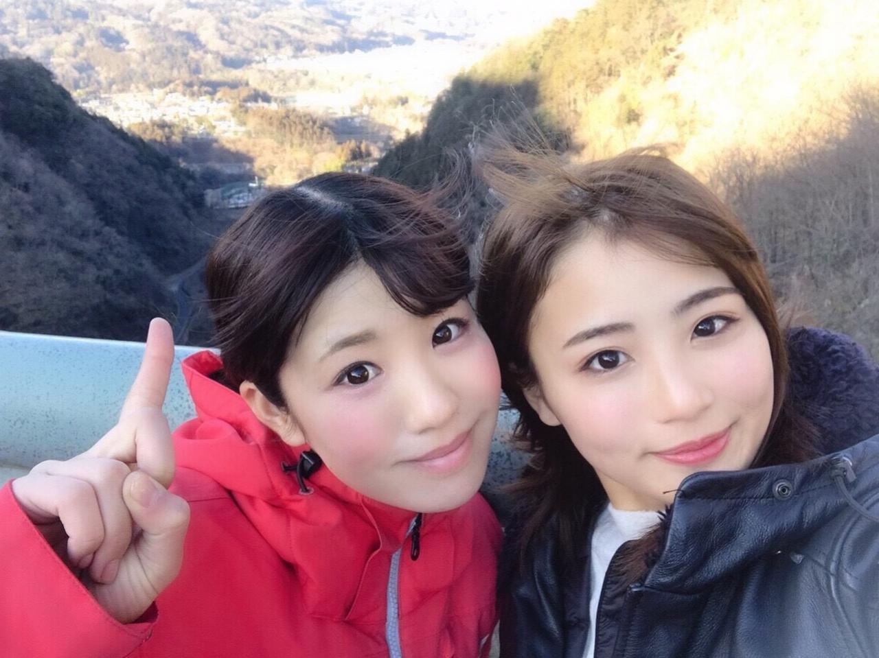 画像1: [ふたツー]2019年初ふたツー☆秩父ツーリング(梅本まどか 編)with 平嶋夏海