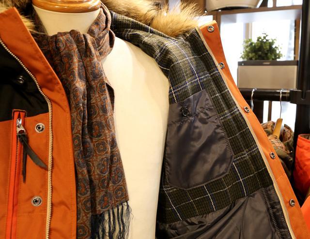 画像6: 真冬を乗り切るための極暖アイテムが入荷!