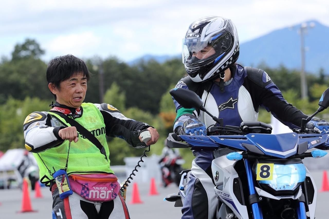 画像1: サーキットでスポーツ走行の楽しさを体感! スキルアップも大いに期待できます