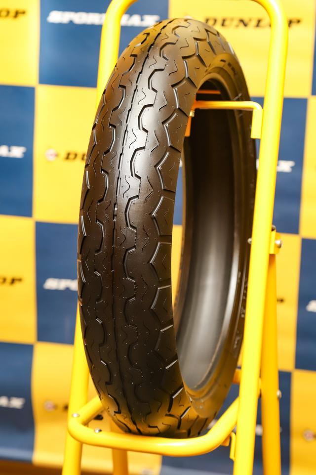 画像: TT100GP Radial フロントタイヤ