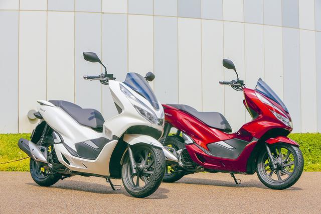 画像: TOPICS2:ビッグスクーターよりも125スクーターが旬!?