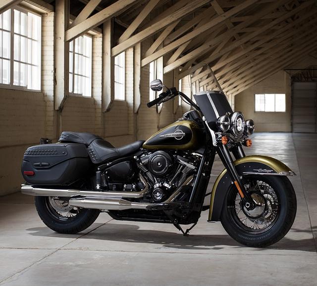 画像: 2018 Heritage Classic | Harley-Davidson Japan