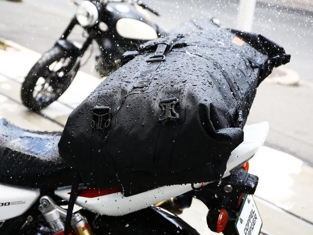 画像5: シンプルで積みやすい仕様と形状。雨の心配をすることなくガシガシ使えそう!