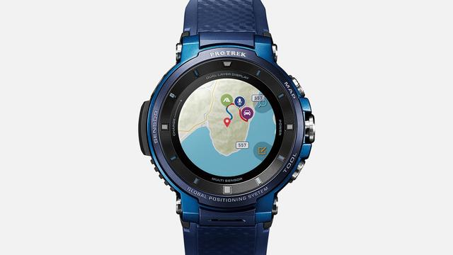 画像5: CASIO「PRO TREK Smart WSD-F30」です!