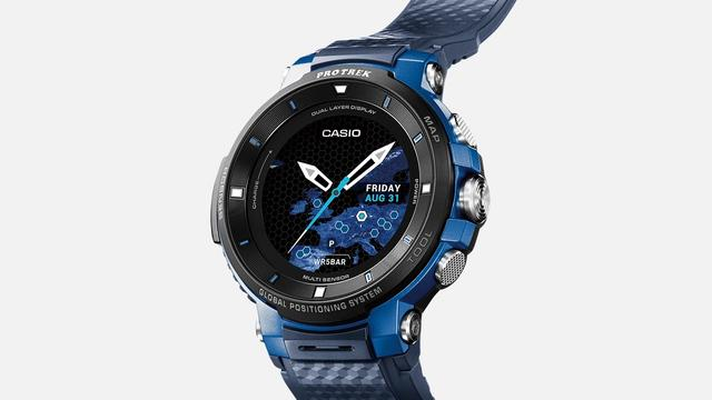 画像1: CASIO「PRO TREK Smart WSD-F30」です!
