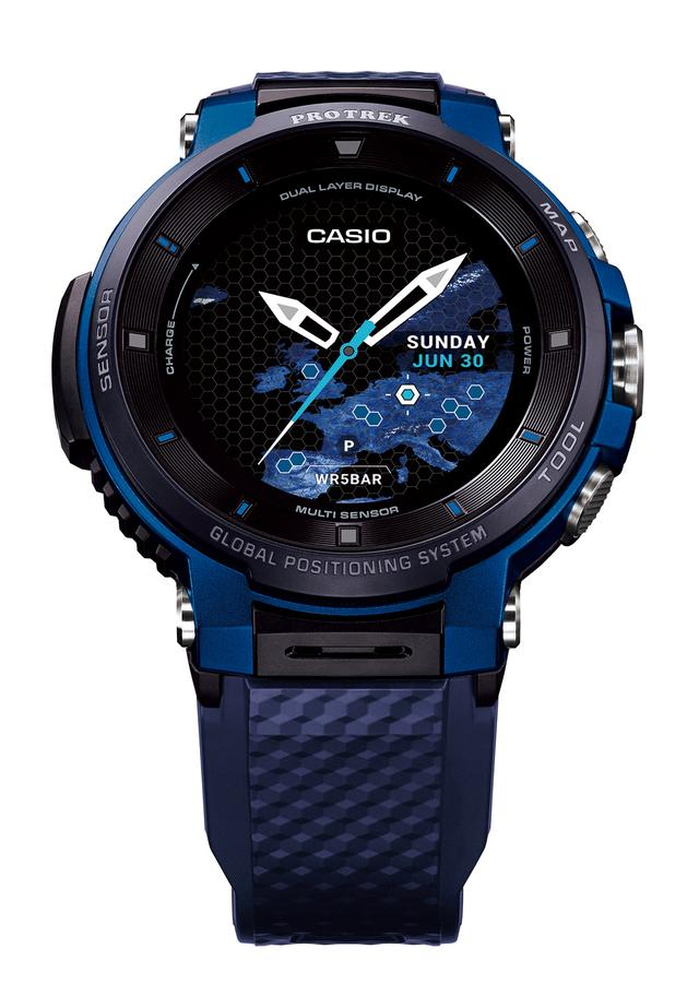 画像4: CASIO「PRO TREK Smart WSD-F30」です!