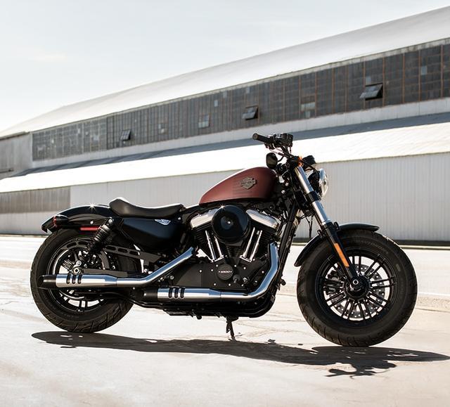 画像: 2018 Forty-Eight | Harley-Davidson Japan