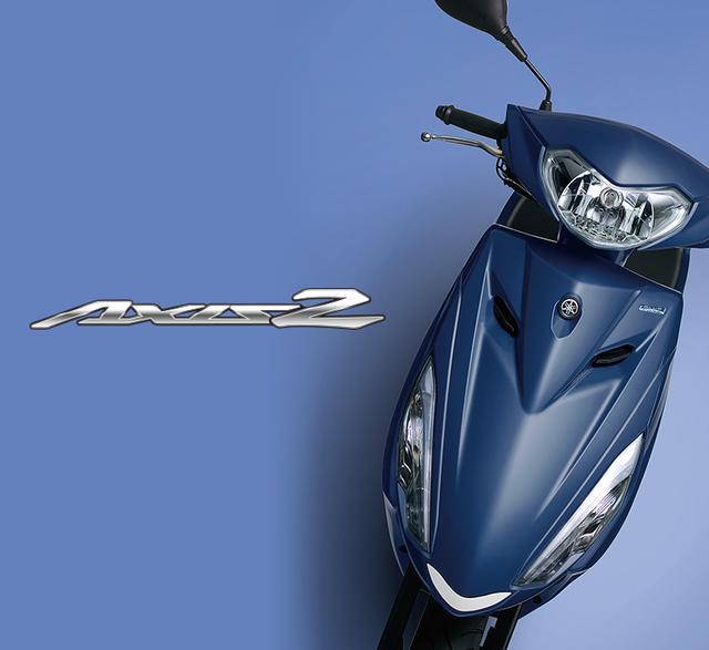 画像: アクシスZ - バイク・スクーター|ヤマハ発動機株式会社