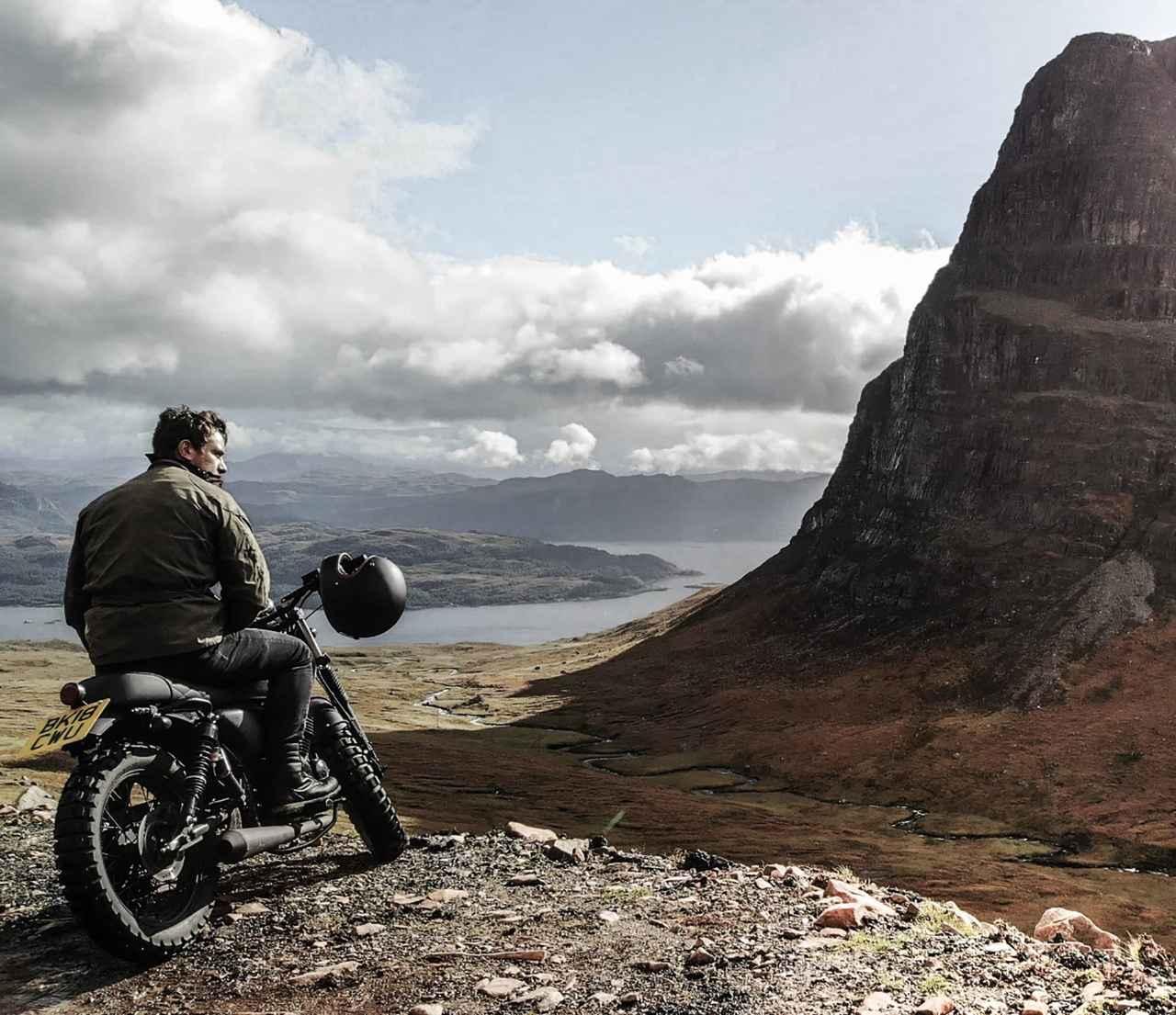 画像3: 高名なカスタムビルダーが生んだ、「小排気量車×カスタムバイク」の世界観