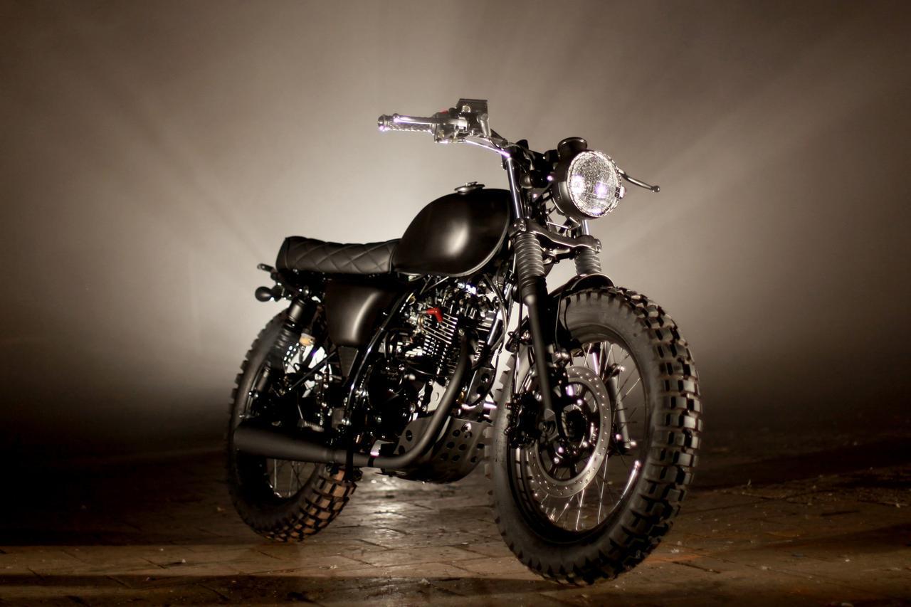 画像: イギリス発! レトロスクランブラースタイルの125&250が日本上陸!! - webオートバイ