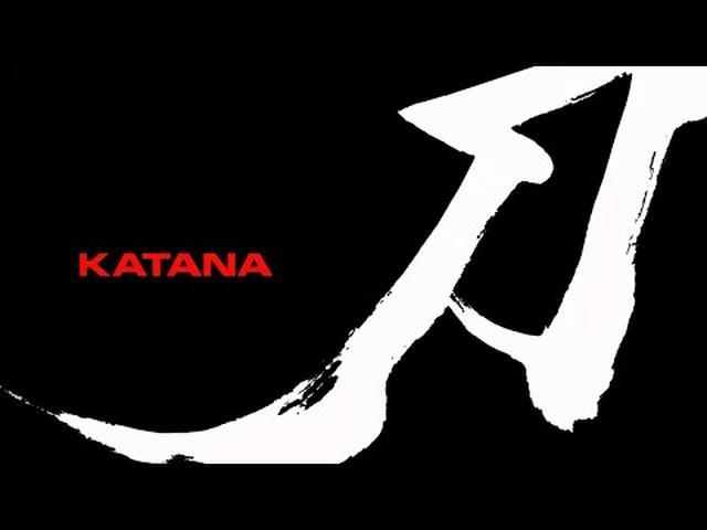 画像: Feel the Edge | Message from KATANA Creators www.youtube.com