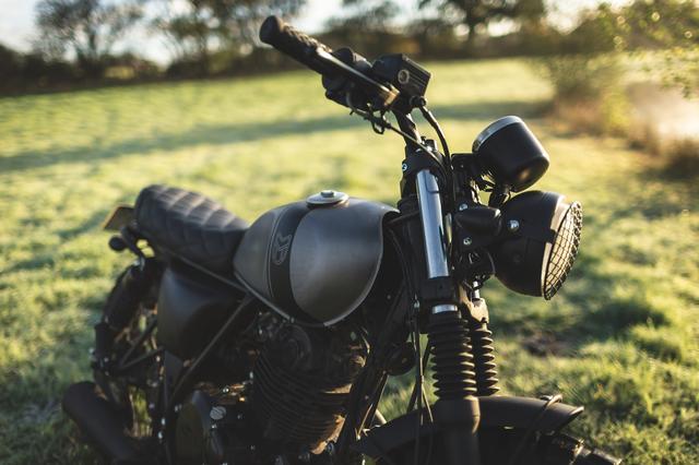 画像2: 高名なカスタムビルダーが生んだ、「小排気量車×カスタムバイク」の世界観