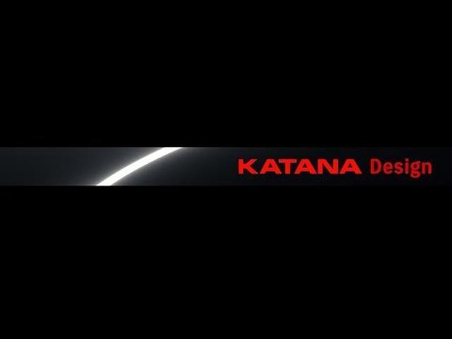 画像: Feel the Edge | KATANA Design www.youtube.com