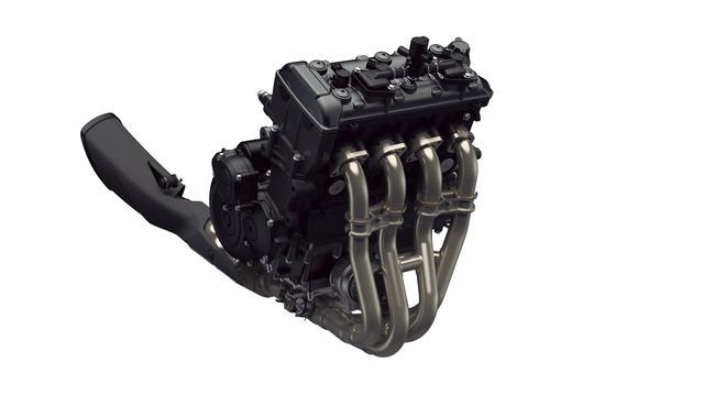 画像2: KATANA詳細解説 『エンジン』
