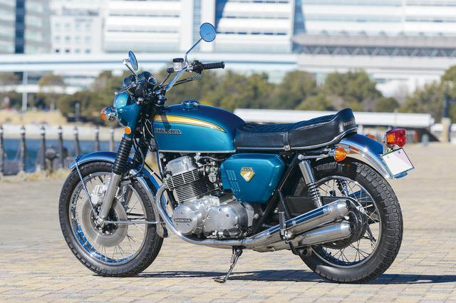 画像1: 単一ブランドが誕生60年 オートバイが文化になる