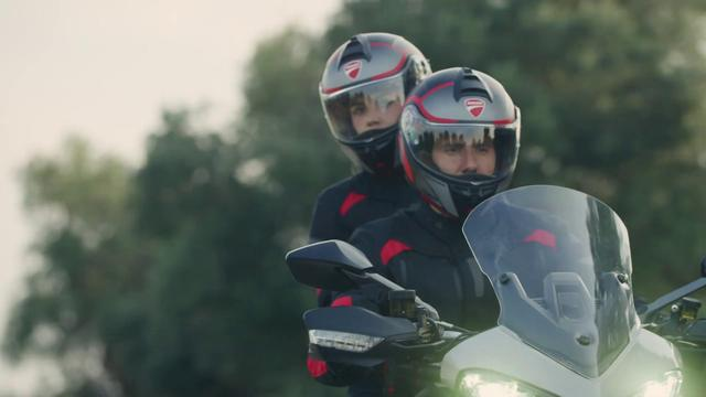 画像: Ducati Multistrada 950 - Your Extraordinary Journey - First stage youtu.be