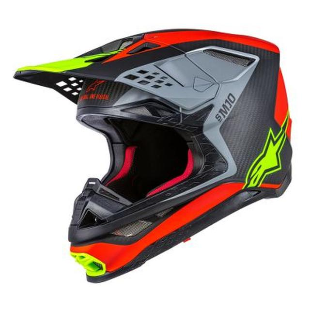 画像: Helmets - Motocross / Off-Road | Alpinestars