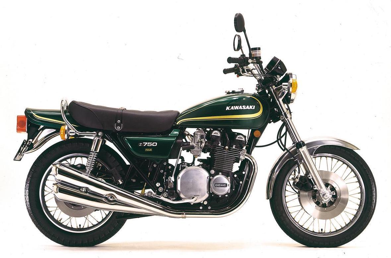Images : 1977年7月Z750[D1]