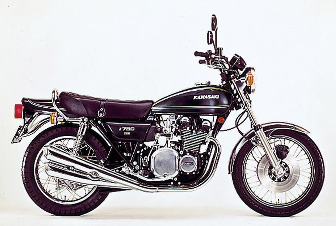 Images : 1976年9月Z750Four[Z750A5]