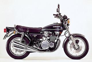 1976年9月Z750Four[Z750A5]