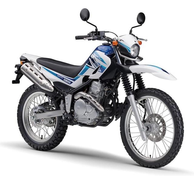 画像: YAMAHA SEROW250