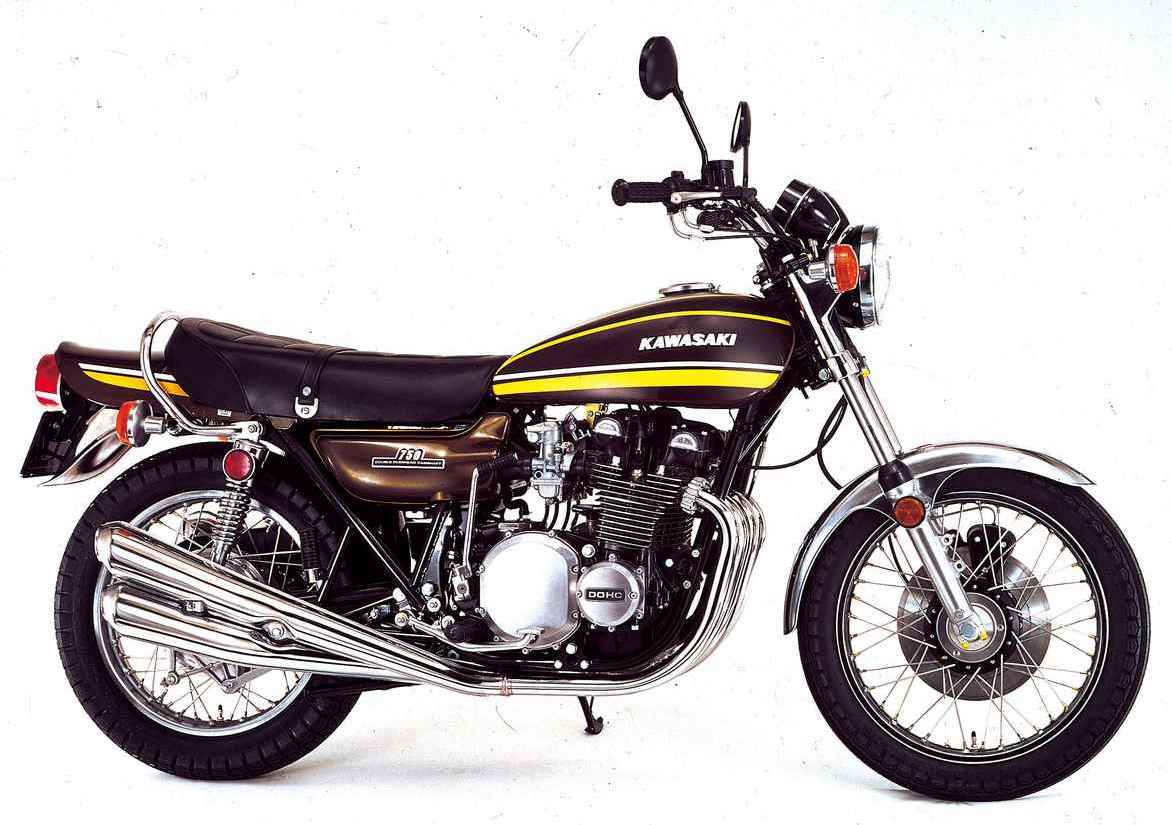Images : 1974年1月750RS[Z2A]