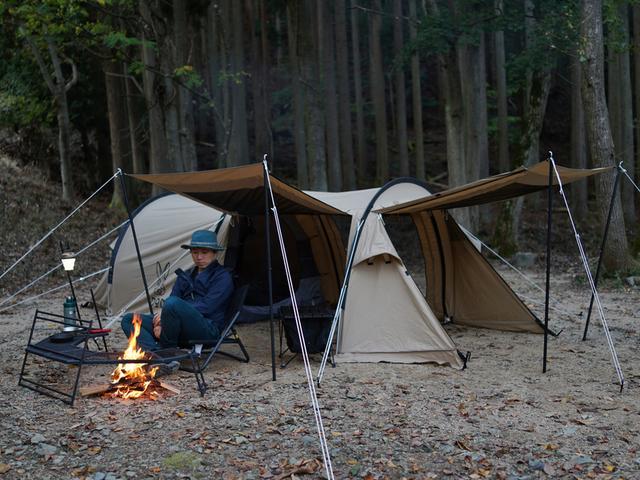 画像3: 「ひとりキャンプをもっと優雅に過ごしたい!」という人におすすめ