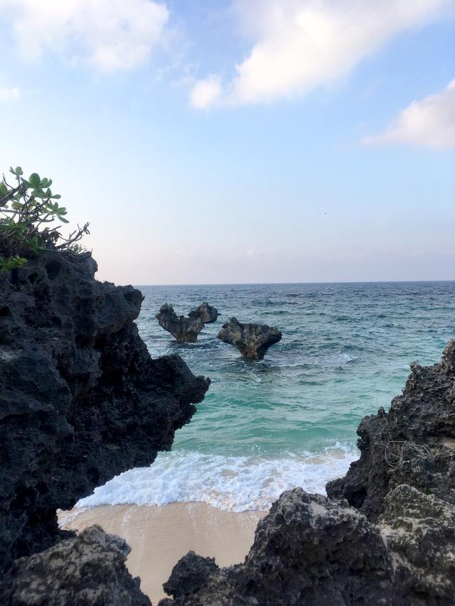 画像5: レンタルバイクで那覇から古宇利島へ。島の中にはいったい何が待っている?